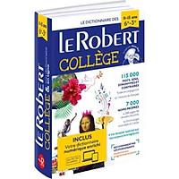 Từ điển tiếng Pháp: Le Robert College + Carte Numerique (dành cho học sinh trung học)
