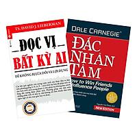 Combo Đọc Vị Bất Kỳ Ai + Đắc Nhân Tâm (2 cuốn)