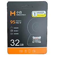 Thẻ nhớ 32 GB Class 10+, tốc độ 95MB/s chuyên cho camera, máy ảnh, điện thoại hàng xịn