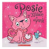Posie The Kitten In Pink