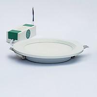Đèn LED âm trần siêu mỏng 3 chế độ màu 8W Kosoom