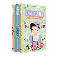 Truyện đọc tiếng Anh - The Complete Jane Austen Childrens Easy Classics Collection