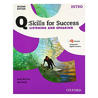 Q Skills for Success (2 Ed.) Listening and Speaking Intro: Split A Pack