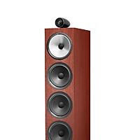 Bowers & Wilkins 702 S2 Floorstanding Loudspeaker Rosenut - Một cặp - Hàng Chính Hãng