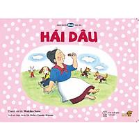 Hái dâu - Tranh truyện Ehon Nhật Bản - Mọt sách Mogu