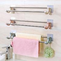 Giá treo khăn và vật dụng phòng tắm tiện dụng (Giao màu ngẫu nhiên)