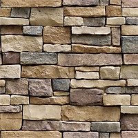 10m Giấy dán tường giả đá C0001