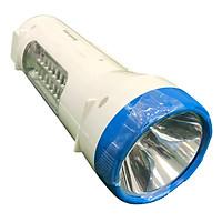 Đèn Pin LED Điện Quang ĐQ PFL06 R WB (Pin sạc, Trắng-Xanh dương)