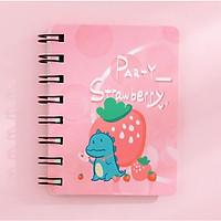 Sổ Tay Lò Xo Giấy Trơn A-732 ( Sổ Tay Ghi Chú- Notebook Mini)