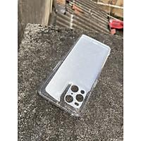 Ốp lưng silicon dành cho Oppo ind X3, X3 Pro - hãng Gor trong suốt, bảo vệ camera Hàng nhập khẩu