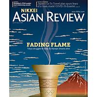 Nikkei Asian Review: Fading Flame - 30.20, tạp chí kinh tế nước ngoài, nhập khẩu từ Singapore