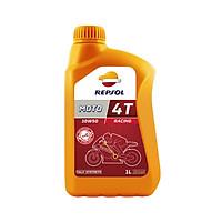Dầu Nhớt Xe Số Repsol Moto Racing 4T 10W50 CP (1L)