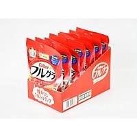 Combo 8 gói 50g Ngũ Cốc Trái Cây Calbee Nhật Bản