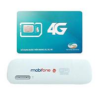 Huawei E8231   Thiết bị phát wifi 3G Mobifone USB 3G Mobifone + Sim Viettel 3G/4G 3GB/Ngày - Hàng Nhập khẩu