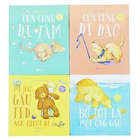 Bộ 4 cuốn Sách Những bài ca gia đình ấm áp của tác giả Anne White