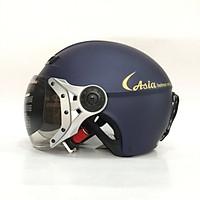 Nón bảo hiểm nửa đầu có kính Asia MT-106k - Nhiều màu -  Chính hãng