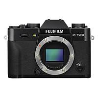 Máy Ảnh Fujifilm X-T20 Kit XC16-50mm f3.5-5.6 OIS (Đen) + Thẻ Nhớ Sandisk 16GB Tốc Độ 48MB/s + Túi Đựng Máy Ảnh Fujifilm - Hàng Chính Hãng