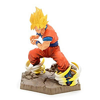 Mô Hình Dragon Ball Z Absolute Perfection Figure Son GoKu - Cao 17cm
