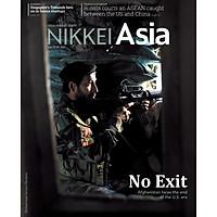 Nikkei Asian Review: Nikkei Asia - 2021: NO EXIT - 29.21 tạp chí kinh tế nước ngoài, nhập khẩu từ Singapore