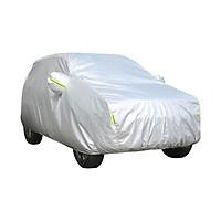 Bạt phủ Xe Ô tô, Xe hơi tráng nhôm cao cấp STARCAR – Size YXXL