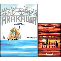 Bên Dưới Cây Cầu Arakawa - Arakawa Under The Bridge Tập 1 (Tặng Kèm Postcard)