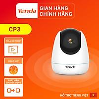 Camera IP Wifi Tenda CP3 Full HD 1080P 360° - Hàng Chính Hãng