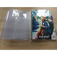 [ Bookcare] Combo 50 Bìa Bọc Truyện Tranh Plastic Cao Cấp (Bọc mọi cuốn khổ 11,3x17,6cm)