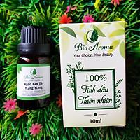 Tinh dầu ngọc lan tây - Ylang Ylang 10ml | Bio Aroma