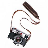Dây đeo máy ảnh da thật cao cấp Handmade by Cammix - Hàng chính hãng