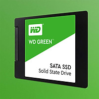 Ổ Cứng SSD WD Green - 480GB WDS480G1G0A - Hàng chính hãng