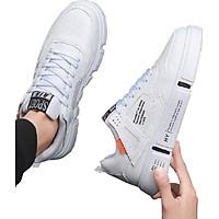 Giày sneaker nam cao cấp SP-295 (màu Trắng)