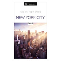 DK Eyewitness Travel Guide New York City: 2020 - Travel Guide (Paperback)