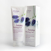Tẩy da chết Arrahan Aroma Peeling Gel Lavender - Tím