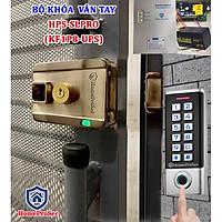 Bộ khóa cổng vân tay thông minh HomeProSec HPS- SLPRO ( KF1P8 - UPS)