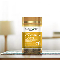Healthy Care Colostrum Chewable 200 Tablets