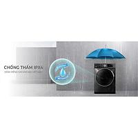 Máy Giặt Casper Nhập Khẩu nguyên chiếc từ Thái Lan cửa trước 10.5kg- WF105I150BGB [ GIAO HÀ NỘI ]