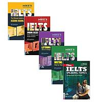 Combo Trọn Bộ General Ielts Mike+Tài Liệu Luyện Thi Nói IELTS - The IELTS Speaking Topics With Answers (Tái Bản) (tặng sổ tay mini dễ thương KZ)
