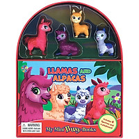 Llamas And Alpacas My Mini Busy Book