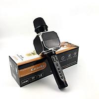 Micro Bluetooth Hát Karaoke Không Dây GUTEK SD10 Đa Năng, Nghe Nhạc Cực Hay, Âm Bass Cực ĐỈnh, Mic Bắt Giọng Rất Tốt, Hỗ Trợ Kết Nối USB, Thẻ Nhớ, Cổng 3.5, Nhiều Màu Sắc - Hàng chính hãng