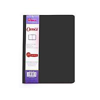 Sổ Hồng Hà Office H7 4576 (200 Trang) - Màu Đen