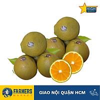 [Chỉ Giao HCM] - Cam Dolci Navel Úc (0.5Kg) - Lớp vỏ sần sùi bên ngoài tuy nhiên khi bổ ra bạn sẽ thấy sắc cam vàng óng ả, tép cam mọng nước thơm ngọt và đặc biệt không có hạt.