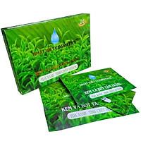 Kem và bột tắm trắng toàn thân Nhật Việt Trà Xanh - Serum 150g