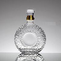 Chai Thủy Tinh đựng rượu loại XO 500ML - Chai rượu 500ml, bình thủy tinh 500ml trong suốt