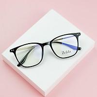 Gọng kính cận nam nữ, Mắt kính đổi màu, chống ánh sáng xanh , kính mắt vuông GZ8876