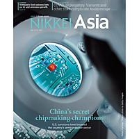 Nikkei Asian Review: Nikkei Asia - 2021: CHINA'S SECRET CHIPMAKING CHAMPIONS - 19.21 tạp chí kinh tế nước ngoài, nhập khẩu từ Singapore