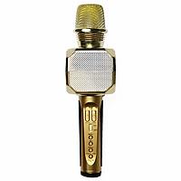 Mic Hát Karaoke Không Dây Gia Đình Có Loa Bluetooth Nghe Nhạc