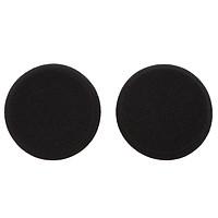 Replacement Ear Pad / Ear Cushion / Ear Cups / Ear Cover / Earpads Repair Parts (Black) for Sennheiser PX100, PX100-II, PX200, PX200-II,Headphones