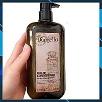 Dầu xả Dangello Keratin conditioner siêu mượt cho tóc khô hư tổn 500ml