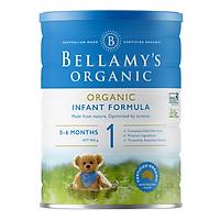 Sữa Công Thức Hữu Cơ Bước 1 Bellamy's Organic (900g)