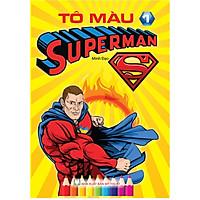 Tô Màu Superman (Tập 1)